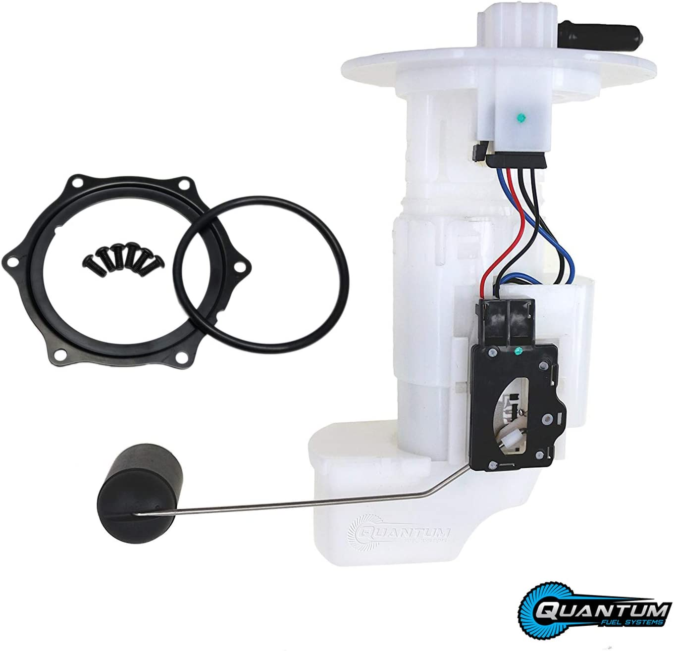 HFP-A487 Fuel Pump Assembly Replacement for Kawasaki Mule 4010 EFI (2009-2019) Replaces 449040-0719, 49040-0718, 49019-0013