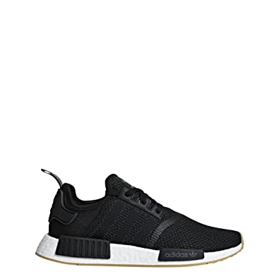 Image Unavailable. Image not available for. Color  adidas Originals Men s  NMD R1 Black Black Gum 3 ... 20b0ef4d7