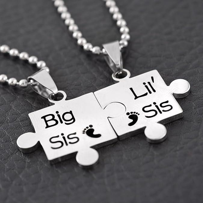 NYKKOLA Jigsaw Shape Big/Lil S...