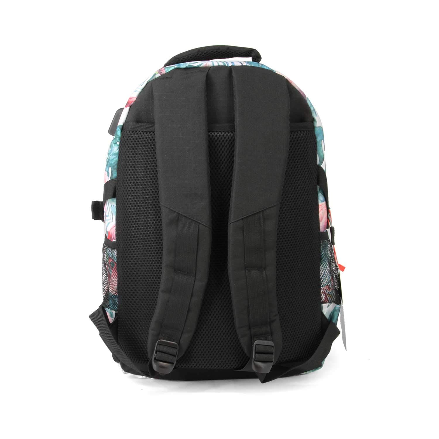 Oh My Pop Multicolor Flamenco Tropical-Running HS Rucksack Mochila Tipo Casual 44 Centimeters 21