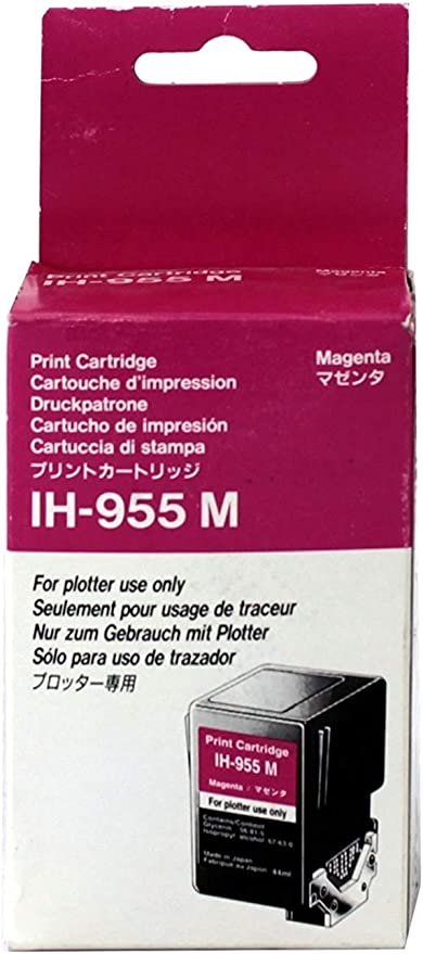Cartucho Original Cian IH 955 m Magenta/Rojo Oce: Amazon.es: Oficina y papelería