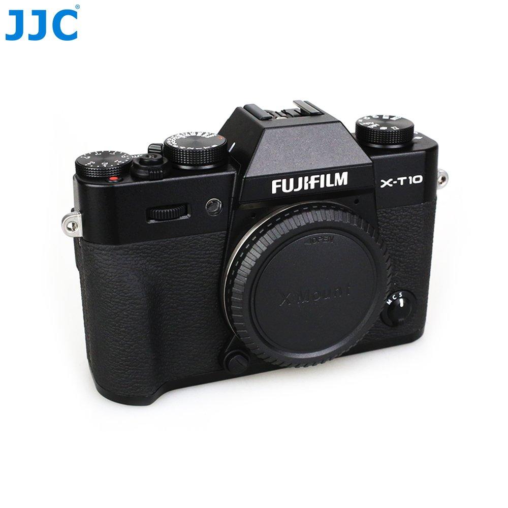 JJC Tapa de Cuerpo Conjunto de 1 Tapa del Objetivo de C/ámara para Canon EOS DSLR /& Canon EF//EF-S Mount Objetivo