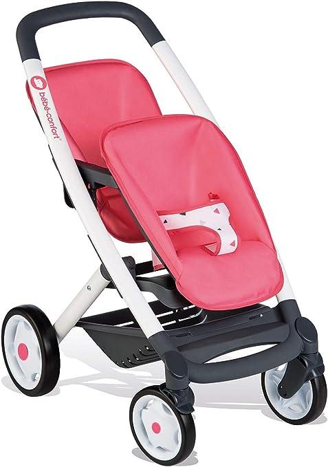 Amazon.es: Silla gemelar de Bebé Confort para muñecos (Smoby ...