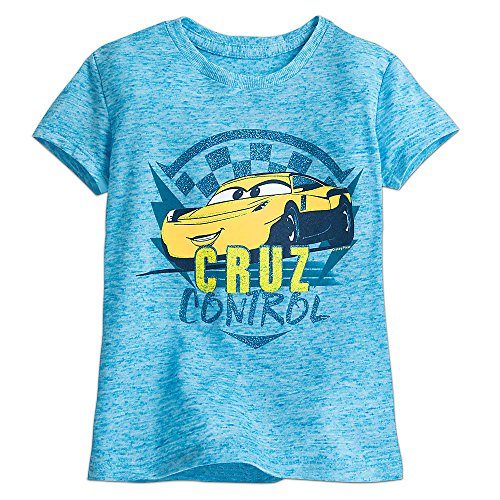 Disney Cruz Ramirez Tee for Girls - Cars 3