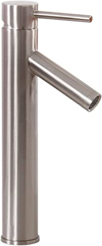 Danze D301255RB Sheridan Two Handle Centerset High-Rise Spout Lavatory Faucet, Oil Rubbed Bronze