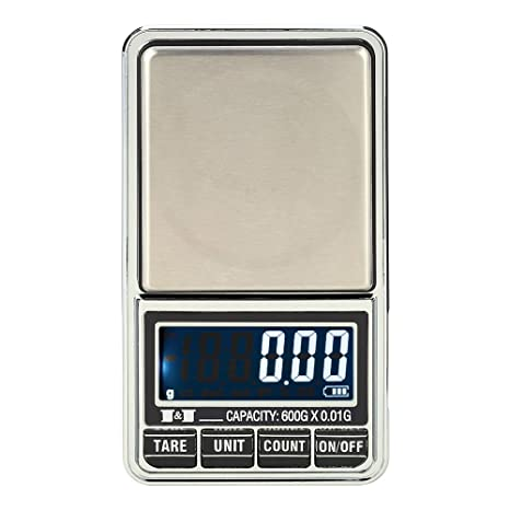 600g/0.01g Precision Balance Quality mini Electronic Scales Pocket Digital Scale Jewelry pesas weights