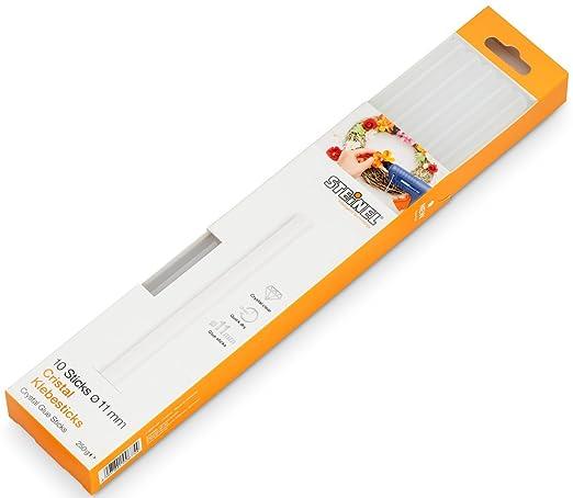 64 opinioni per Steinel 006754 Stick di Colla Cristal, con Diametro 11 mm, Confezione da 250 G
