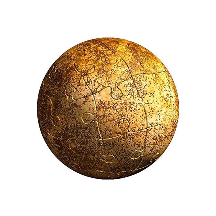 61V17CMOShL toda la calidad ravensburger en un fantástico puzzle 3d del sistema planetario! Las puzzleballs se ensamblan perfectamente sin adhesivo, pieza por pieza! Descubre los ocho planetas de nuestro sistema planetario con el puzzle 3d de ravensburger