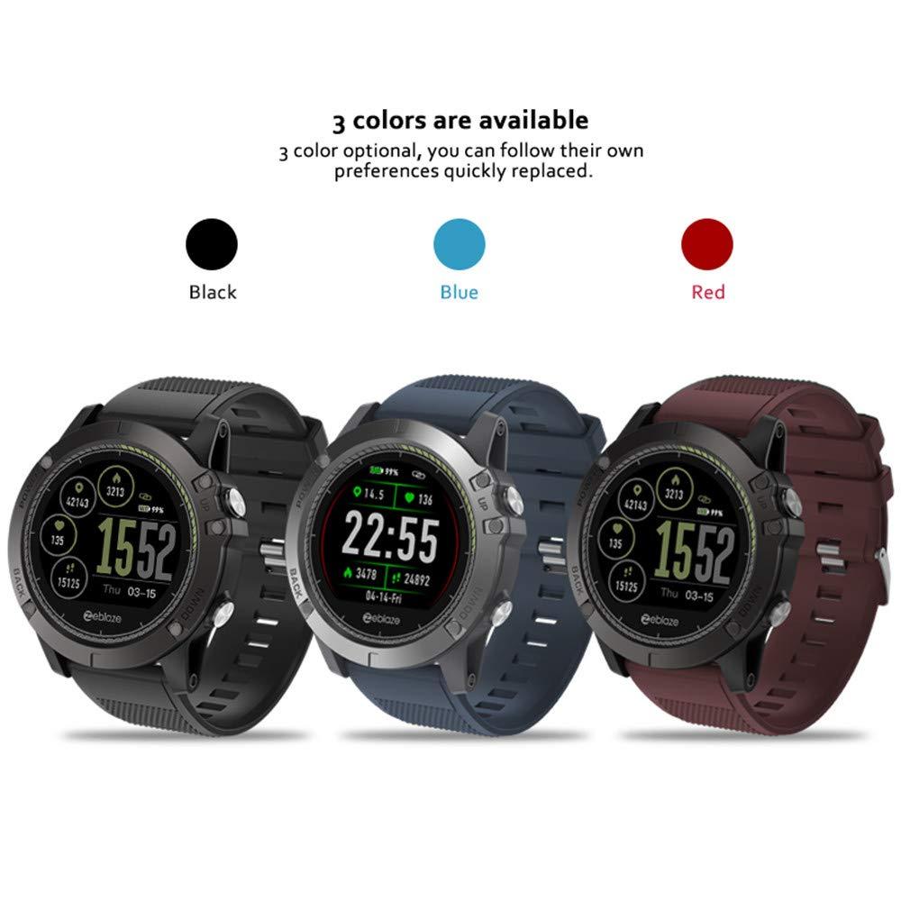 Mode Fitness Tracker | zeblaze Vibe 3 HR Smartwatch Teléfono Sport ...