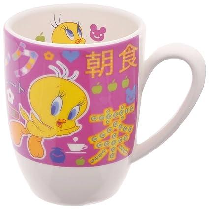 Mug A Tweety Gros MinetAmazon Café Chocolat Tasse Titi Licence Et H9DE2I