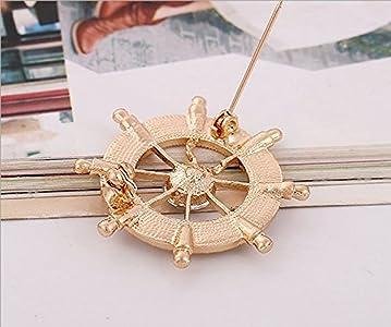 TOOKY plata chapada de oro de 18 quilates: Amazon.es: Joyería