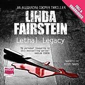 Lethal Legacy | Linda Fairstein