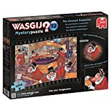 Jumbo Wasgij Mystery 12 the Unusual Suspects Jigsaw Puzzle (1000 Piece)