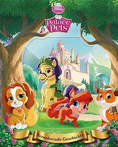 Disney - Palace Pets MSL: mit 3D-Hologramm-Cover