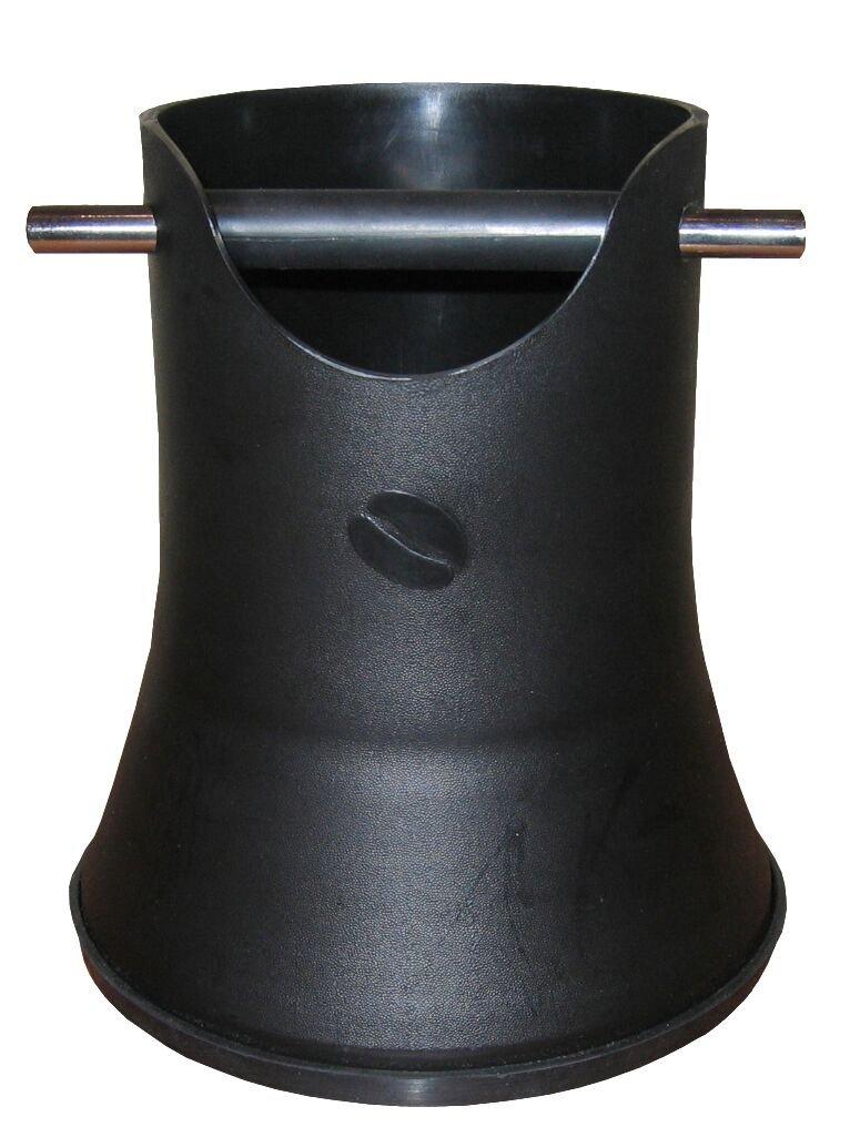 Crema Pro Knock Box 175mm - Black