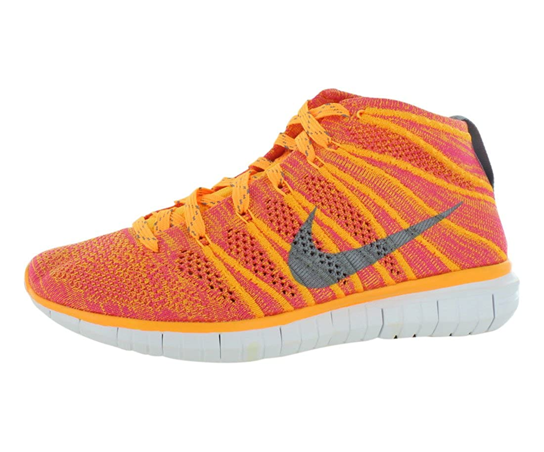best service 4c32a db6a0 Nike Free Flyknit Chukka Running Women's Shoes Size 5