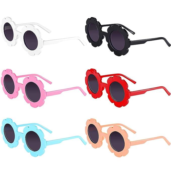 Amazon.com: Norme 6 pares de gafas de sol para niños ...