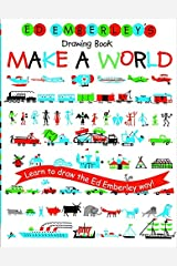 Ed Emberley's Drawing Book: Make a World Paperback