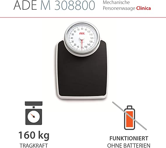 ADE Clinica P/èse-Personne M/écanique Noir