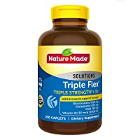 NM TripleFlex Triple Strength, (200 Caplets)