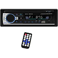 MixMart Autoestéreos Reproductor estéreo para auto MP3 con FM / USB / AUX Estuche para automóvil de 7 pulgadas Estuche…