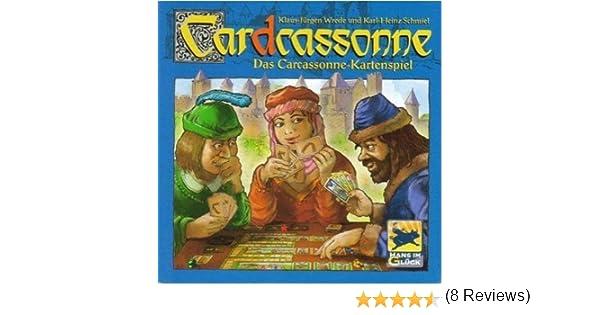 Cardcassonne: Amazon.es: Juguetes y juegos