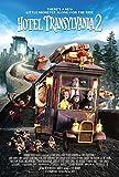 Hotel Transylvania 2 - Movie Poster (24 x 36'' Inches) , Glossy Finish (Thick): Mavis, Dracula