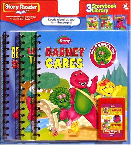 Let's Work Together/Barney Cares/Barney's Best Manners Show (Story Reader) pdf