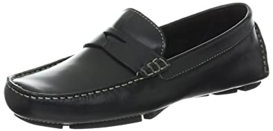 Cole Haan Women's Trillby Driver Penny Loafer,Black,6 ...