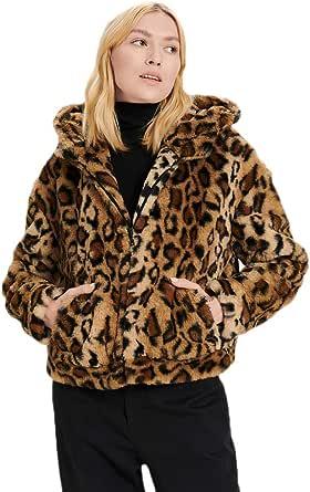 UGG Women's Mandy Faux Fur Hoodie