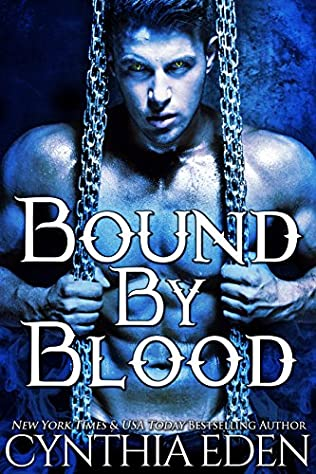 book cover of Bound By Blood