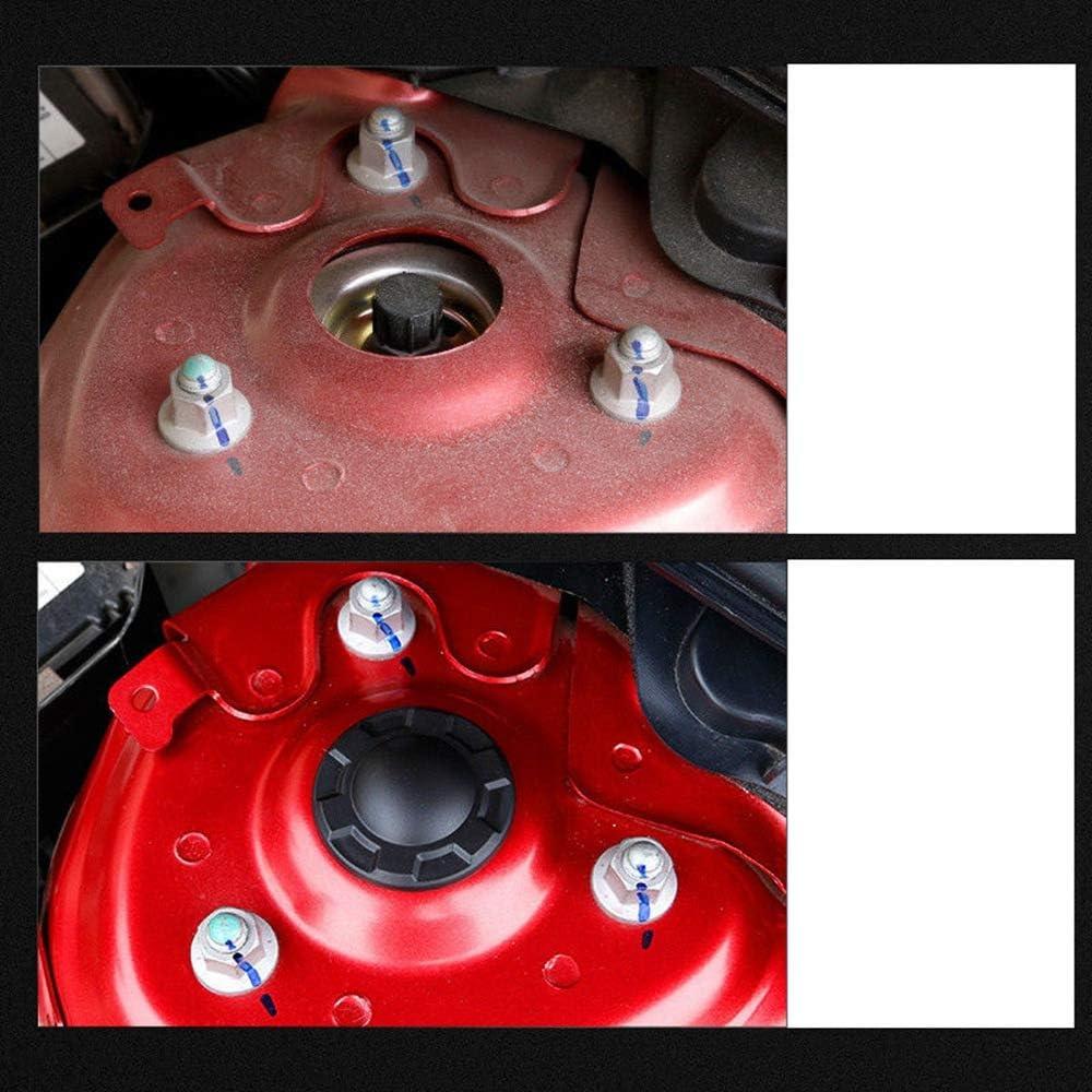 GAOHOU 1 Paar Sto/ßd/ämpfer-Stabilisator-Schutzabdeckungen f/ür Mazda3 Mazda6 CX-5 CX-3 CX-9