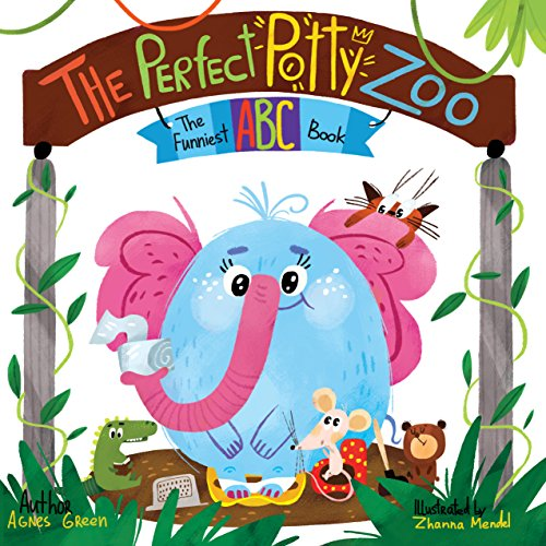 Funny Halloween Poems That Rhyme (The Perfect Potty Zoo: The Funniest ABC Book (Potty Training Book, Rhyming Book for Kids 2-5 Years Old, Toddler Book, potty training books for toddlers, potty book) (The Funniest ABC)