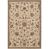 Surya Riley RLY-5026 Machine Made 100% Polypropylene Parchment 10′ x 13′ Area Rug Picture