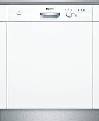 Siemens SN514W00AE lavavajilla Semi-incorporado 12 cubiertos A+ ...