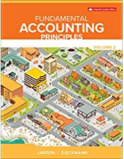 Fundamental Accounting Principles Volume 2 with Connect with SmartBook COMBO