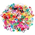 400 PCS Stitch Markers Knitting Crochet Locking Accessories Needle Clip Counter, 10 Colors