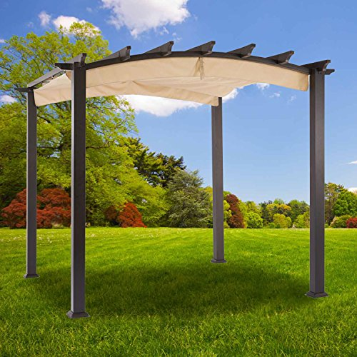 Garden Winds Replacement Canopy for The Arched Pergola - 350