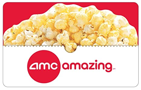 Amazon.com: AMC Theatre Gift Card $25: Gift Cards