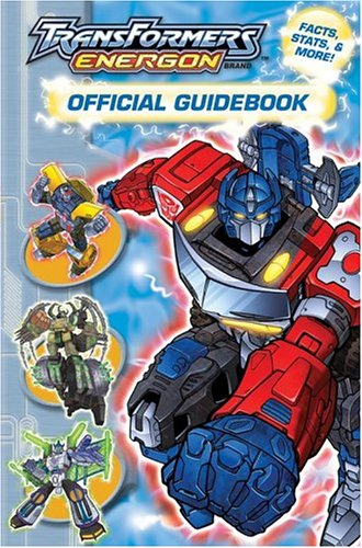 (Transformers Energon Offical Guidebook)