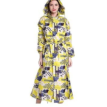 Unbekannt Die Poncho Mode der leichten Regenmantel