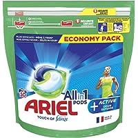 Ariel Allin1 vloeibaar wasmiddel in capsules, bij lage temperatuur en langdurige geur, 50 wasbeurten