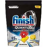 Finish Quantum Ultimate Dishwasher Tablets, Lemon - 85 Tabs