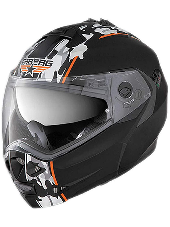 Caberg Duke Commander Flip Up Motorcycle Helmet XS 0552753