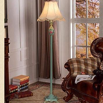 DEED Lámpara de pie-Simplicidad Moderna Dormitorio Mesa de ...