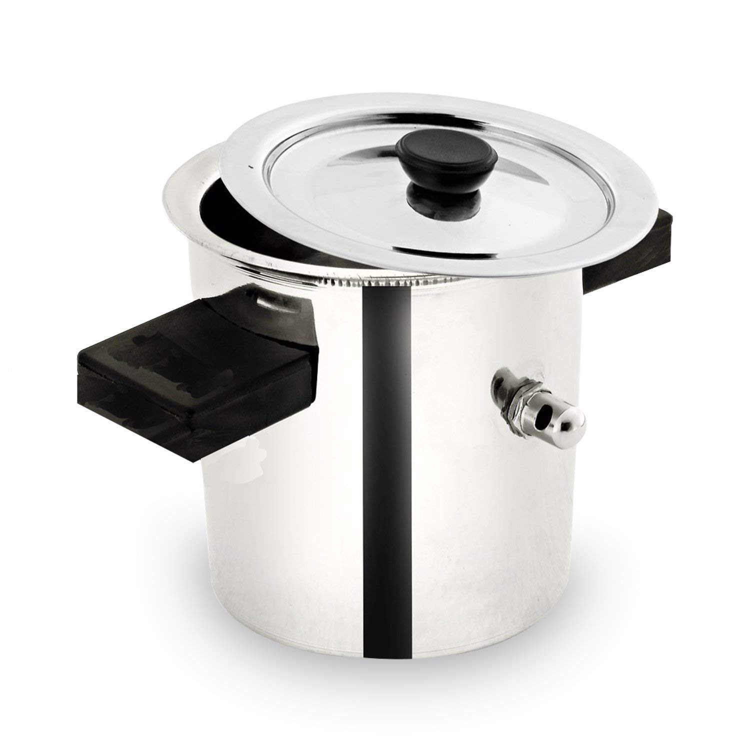 PRC Stainless Steel Milk Boiler-2Ltrs by PRC Online Retail