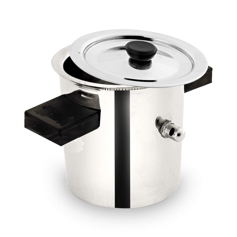 PRC Stainless Steel Milk Boiler-2Ltrs