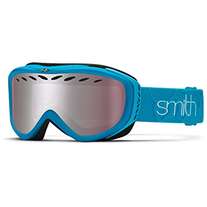 6db2756475f Smith Optics Transit Airflow Series Snocross Snowmobile Goggles Eyewear -  Aqua Ignitor   Small