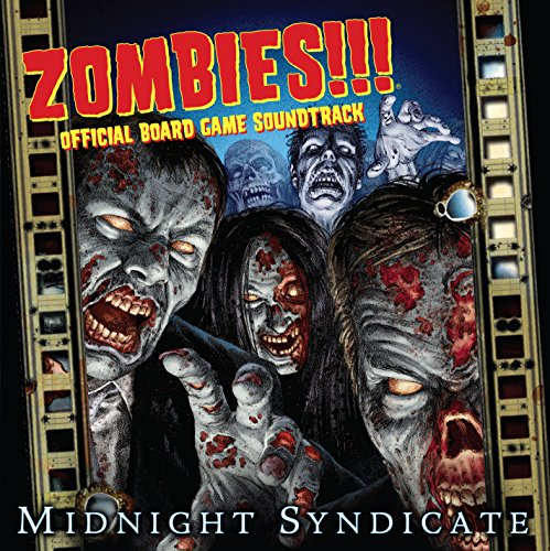 Zombies!!! Official Board Game Soundtrack ()