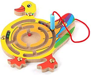 Maze Pen Magnet Toy for Children (Duck)